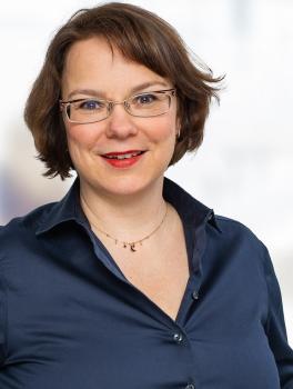 Frau Stadträtin Aglaia Handler