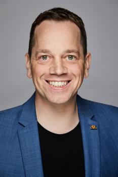Herr Stadtrat Nicolas Fink