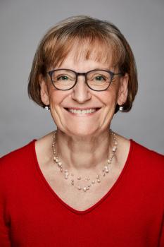 Frau Stadträtin Christa Müller